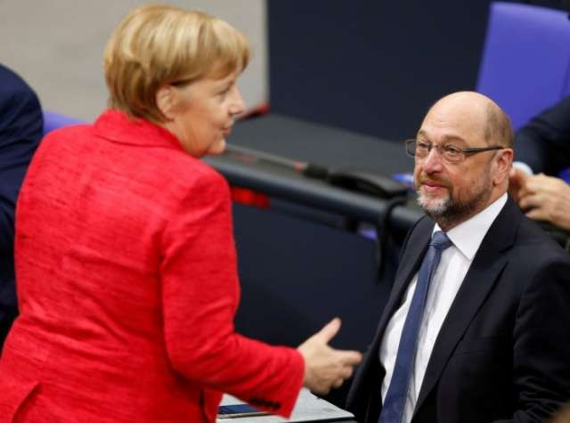 Momentum grows for another grand coalition in Germany
