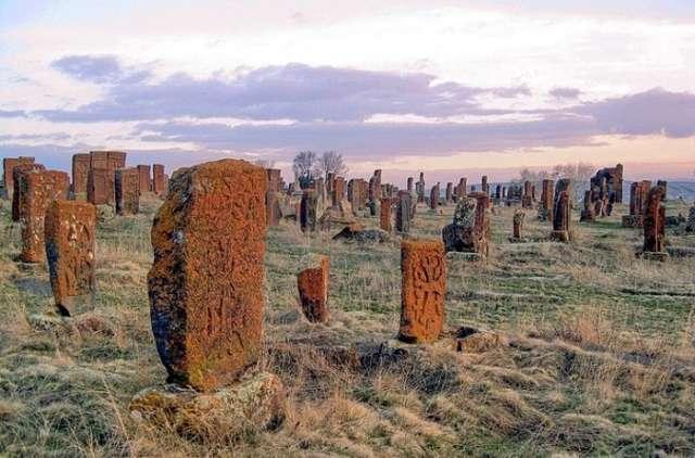 Armenians' monument claims
