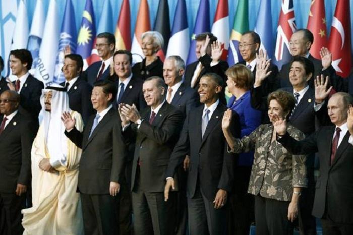 La détermination des dirigeants du G20