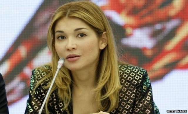 U.S. sanctions daughter of ex-president of Uzbekistan Gulnara Karimova