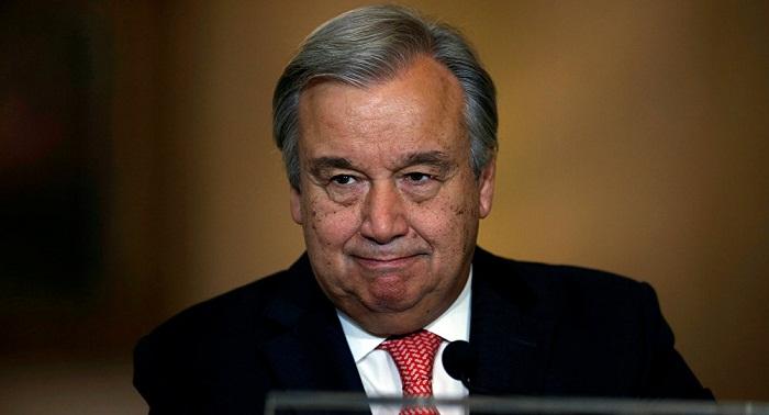 """Guterres:""""El conflicto de Nagorno Karabaj es una de las prioridades de la ONU"""""""