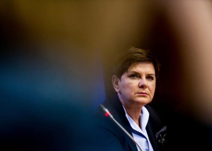 Polish Prime Minister Beata Szydlo resigns