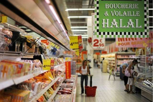 France closes halal supermarket because it does not sell pork or wine