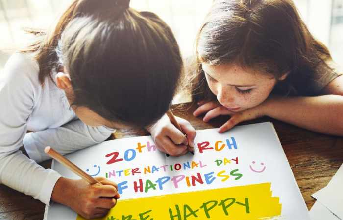 Experts on happiness and how to find it for the International Day of Happiness