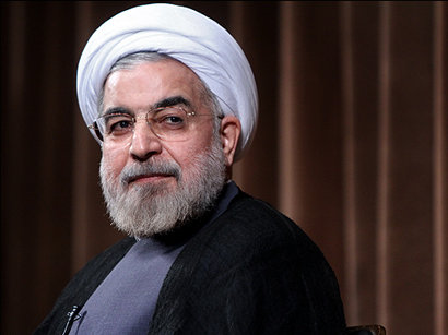 Rohani: Cooperation between Tehran and Baku can help enhance and consolidate regional ties