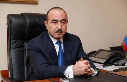 """Əli Həsənov: """"ABŞ Dövlət Departamentinin hesabatı subyektivdir"""""""