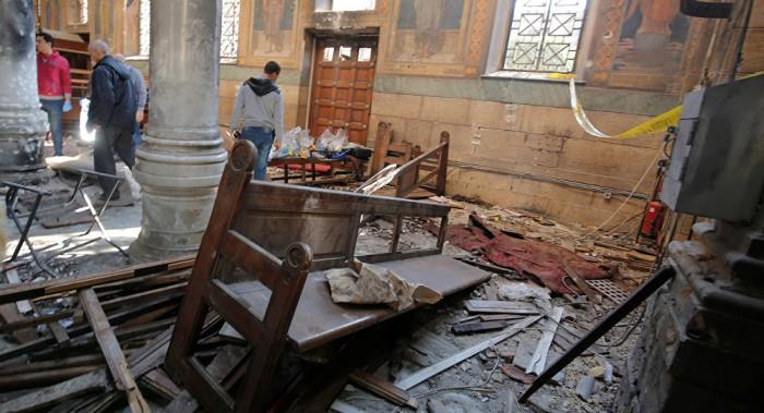 El Movimiento Hasm se desmarca del ataque a una iglesia copta en El Cairo
