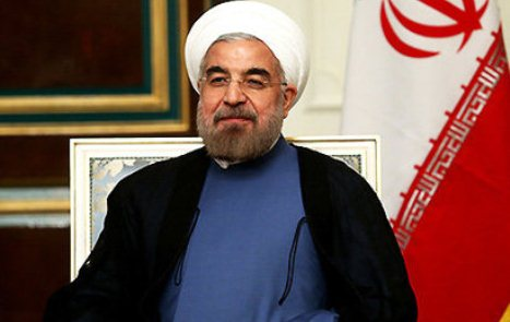 Iran's Rouhani due in Russia on Wednesday for tripartite talks