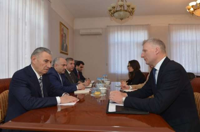 Head of EU Delegation hails Azerbaijan`s efforts to improve social conditions of refugees and IDPs