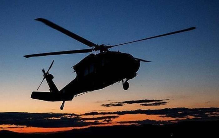 ABŞ-da helikopter qəzaya uğrayıb
