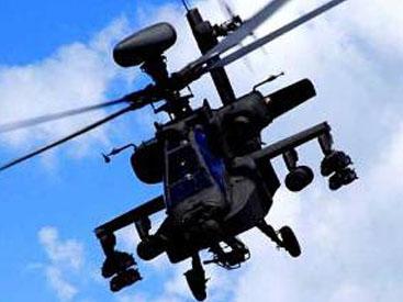 Helikopterdə 3 nəfər ölüb