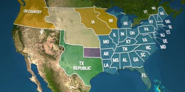 Here's how the map of the United States has changed in 200 years