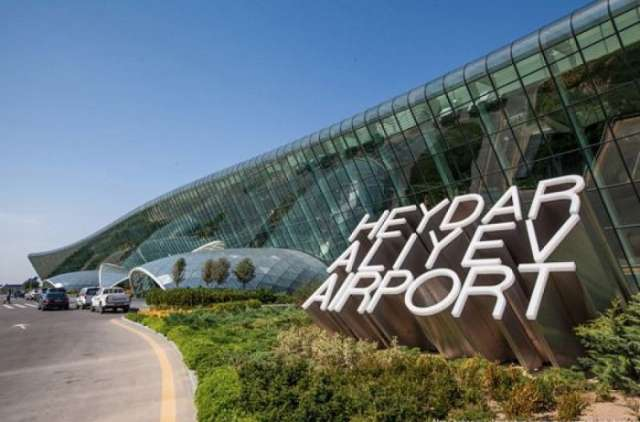 Passenger traffic of Heydar Aliyev Int'l Airport approaches its next record high