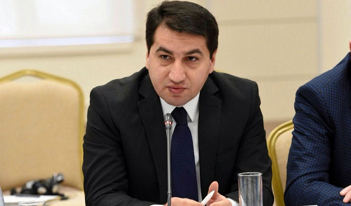 Armenia hides most of its COVID-related figures, says Hikmet Hajiyev