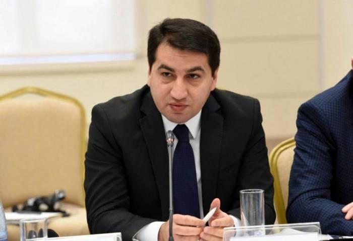 XİN: AŞPA-dakı anti-Azərbaycan qrupları çirkin niyyətlərinə nail ola bilməyəcəklər