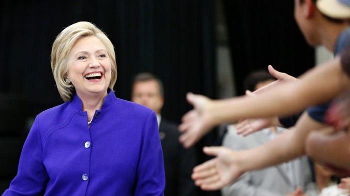 Clinton remporte le New Jersey et les primaires