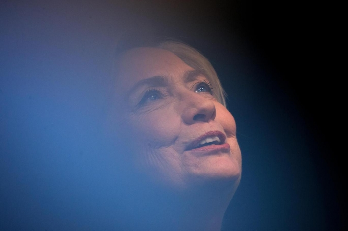 Clinton says Trump 'is a clear and present danger to America'