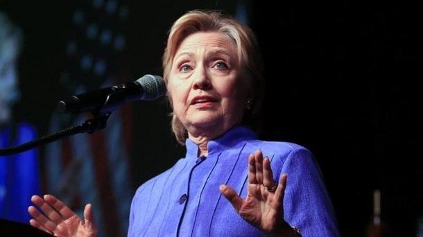 Hillary Clinton dice que las amenazas de guerra entre EEUU y Corea Norte son peligrosas y cortas de mira