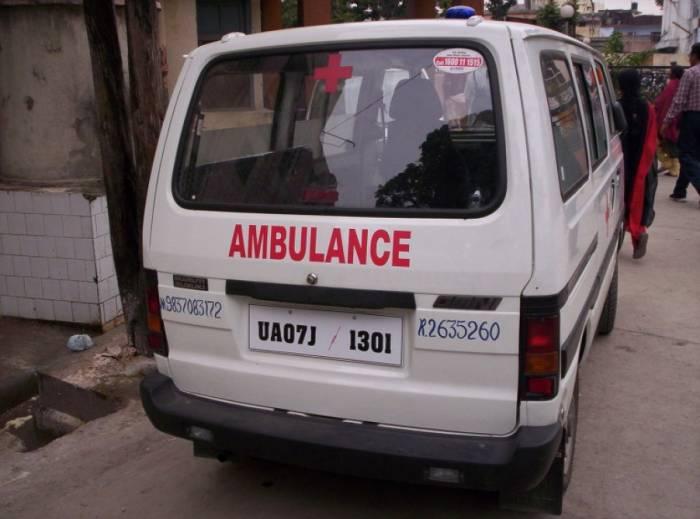 Hindistanda qatar qəzası - 20 nəfər ölüb