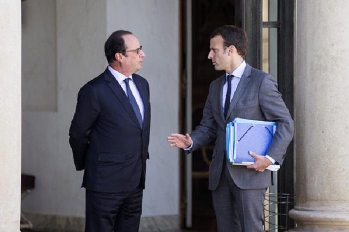 Hollande préside une cérémonie d`hommage aux victimes