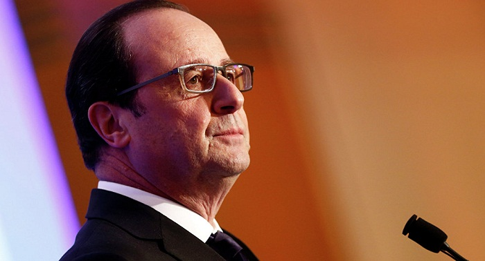 Hollande se rendra à Moscou et à Washington la semaine prochaine