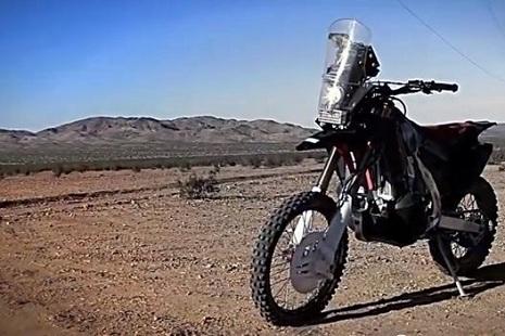 Honda `Dakar 2014`ə hazırdır - VİDEO