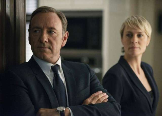 House of Cards is still alive at Netflix without Kevin Spacey