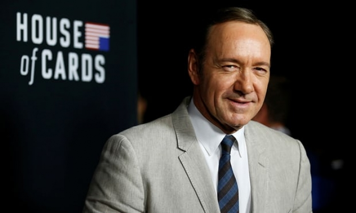 Netflix ends House of Cards amid Kevin Spacey allegations