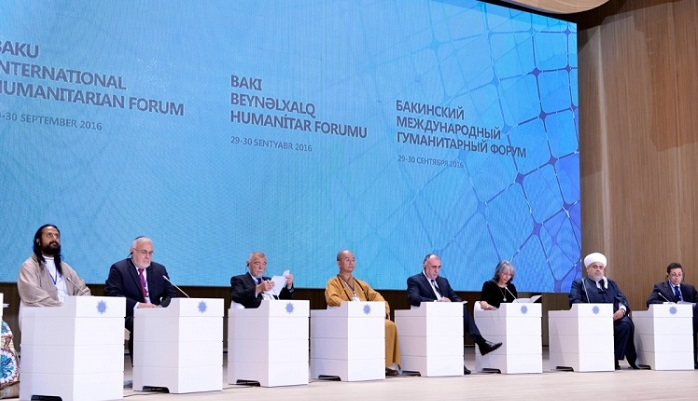"""Azerbaijani example shows religious coexistence is possible"""