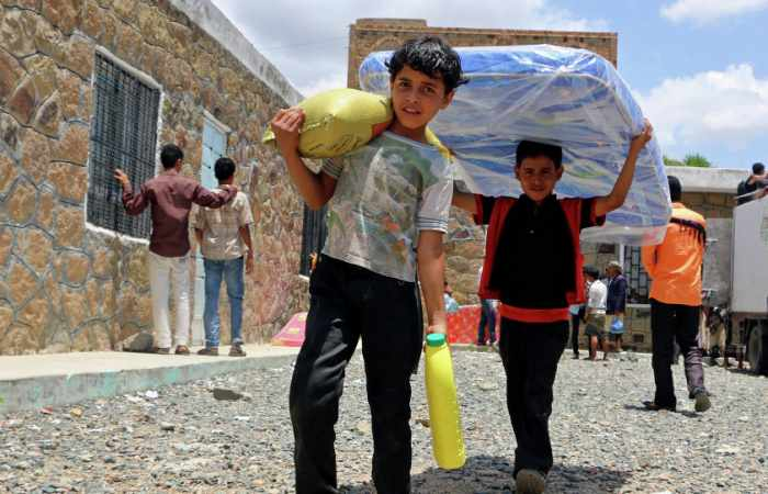 UN seeks $21.9bn to address 21 humanitarian crises next year, says Yemen 'needs billions'