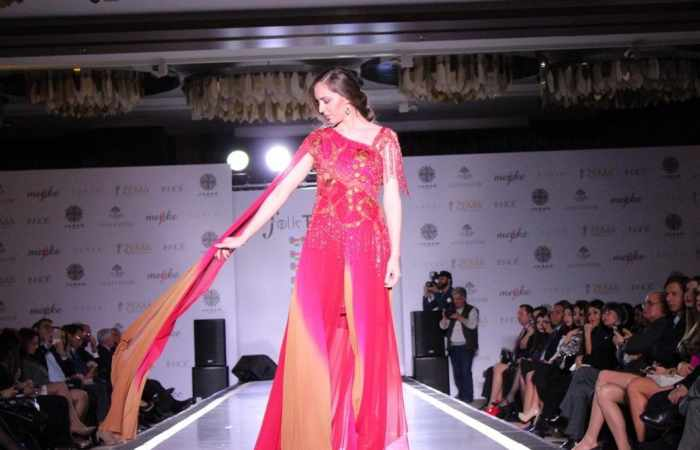 From Hungary to Baku with love – colorful fashion show, exquisite dishes