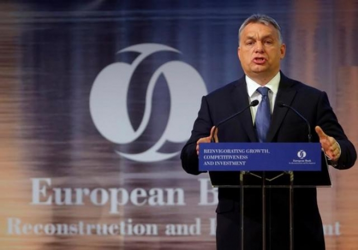 Hungary to hold election on April 8, PM Orban's Fidesz ahead in polls