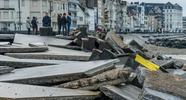 Hurricane Eleanor Death Toll Rises to 6 in France