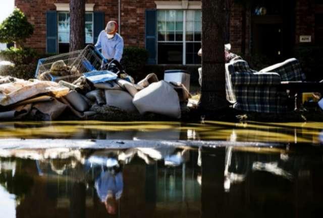 Man who helped repair homes after Hurricane Harvey just died of flesh-eating bacteria