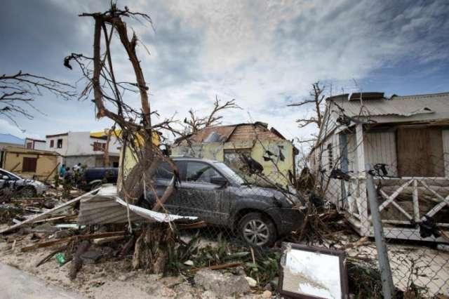 Irma lashes Bahamas and Cuba on a path toward Florida