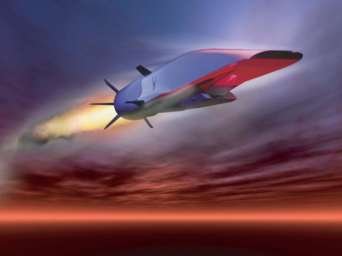 US and Australia test hypersonic missiles that fly at a mile a second
