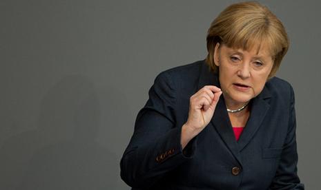 Merkel: Fransada böhran qaçılmazdır