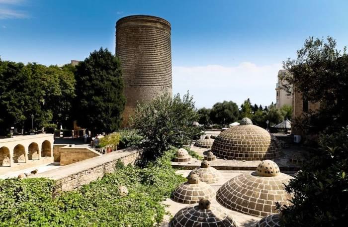 Ötən il tarixi qoruqları 166 min turist ziyarət edib