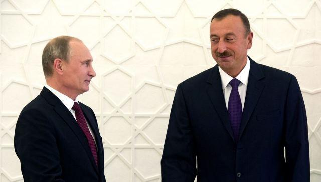 Putinlə birlikdə Azərbaycana Rusiya biznesi gəlir