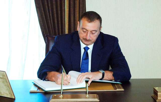 Azerbaijan appoints judges for a number of courts of first instance