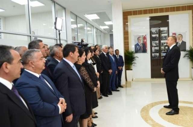 Azerbaijan – an island of stability and development - Ilham Aliyev