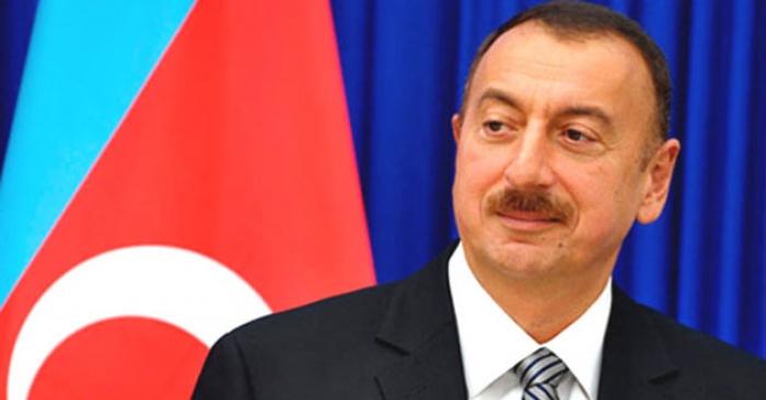 "Ilham Aliyev awards ""Taraggi"" Medal to Oleg Polumordvinov, Denis Afanasyev"