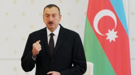 İlham Əliyevin namizədliyi irəli sürüldü