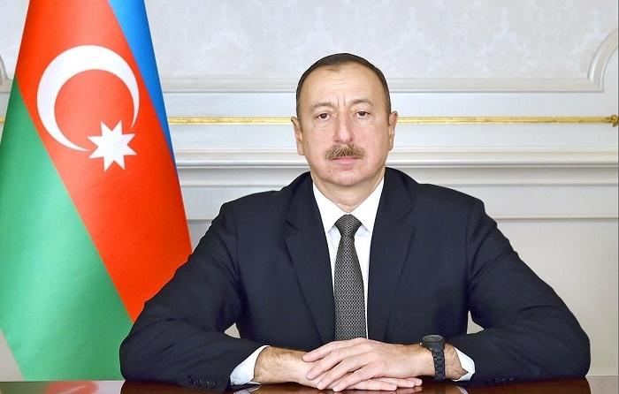 President Ilham Aliyev allocates AZN 3M for construction of residential building in Shamkir