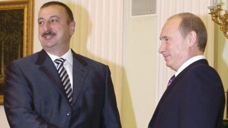 Bu gün Putin Bakıya gəlir