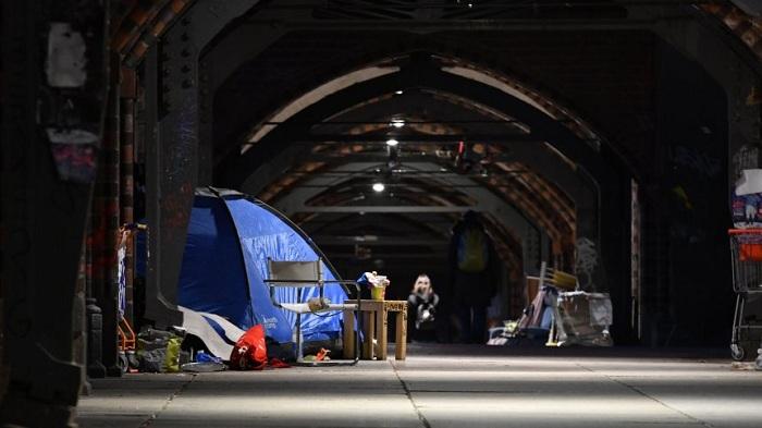 Mindestens 17 Obdachlose in Deutschland getötet