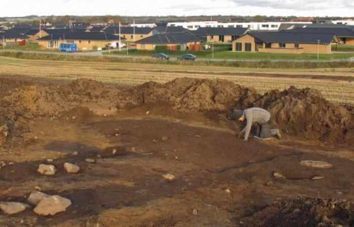 Reitergrab aus der Wikingerzeit begeistert Forscher