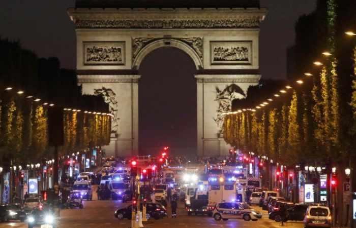 Attentäter nach Todesschüssen auf Champs-Élysées identifiziert