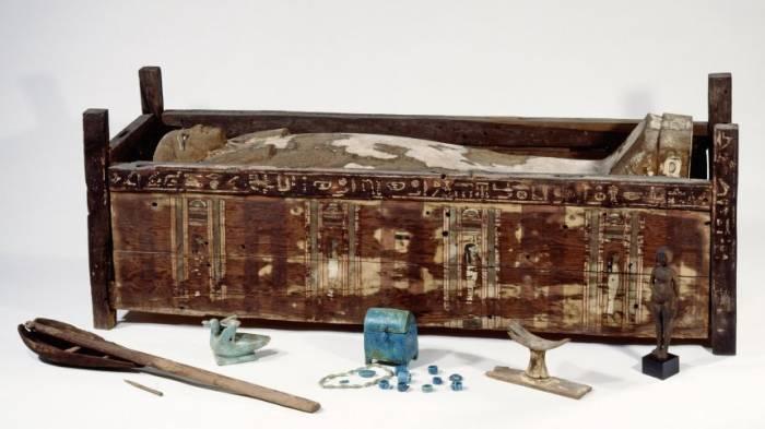 Erbgut ägyptischer Mumien enthüllt Verwandtschaft
