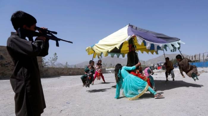 Mehr als 8000 Kinder in Konflikten getötet oder verstümmelt